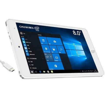 CHUWI Hi8 PRO 8インチタブレット DualOS(windows10/android5.1) [並行輸入品]