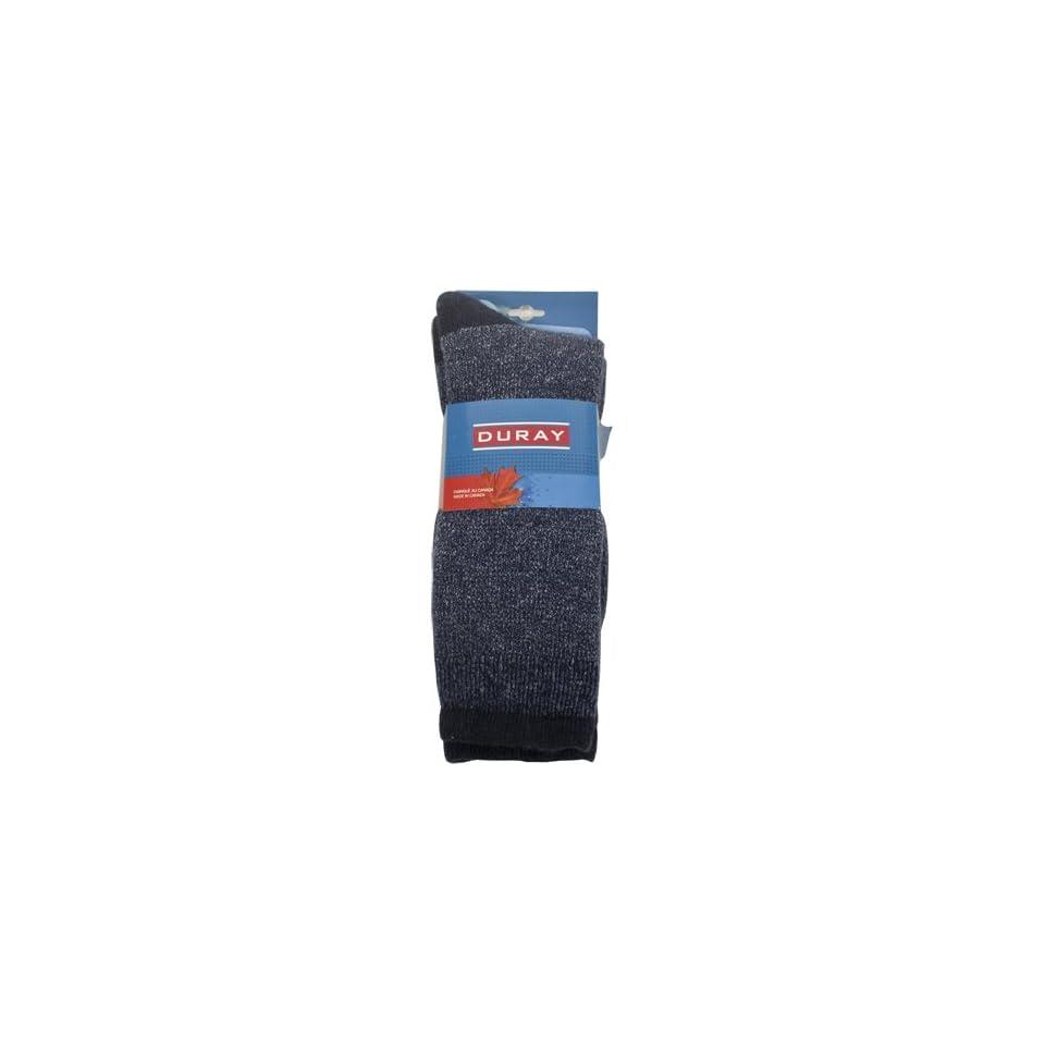Navy Blue Blend High Tech Thermal Wool Socks 4246   Ladies Size 9 11
