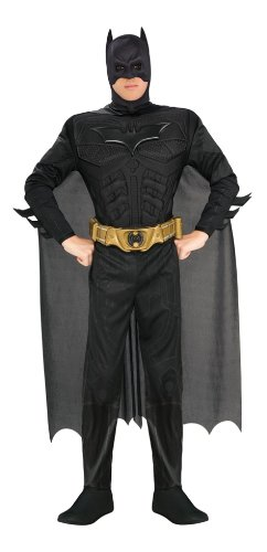/Dark Knight Rises Adult Muscle Chest Costume 880671
