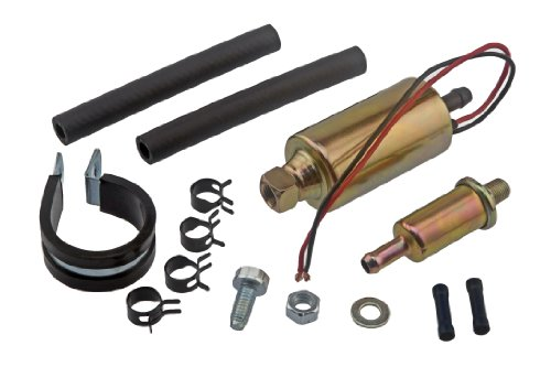 Precise 402-P8012S Electric Fuel Pump For Select Buick, Cadillac, Oldsmobile, And Pontiac Vehicles