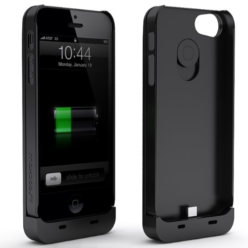 Maxboost iPhone 5S Case / iPhone 5 Case [Fusion Snap-On Case Series - SF Matte Black] Premium Coated Protective Hard Case for iPhone 5S / iPhone 5 (Fits All Versions of iPhone 5S & iPhone 5, AT&T, Ver