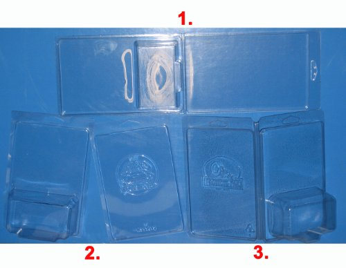 Hot Wheels Blister Pack Cover Protectors, 24 Pack