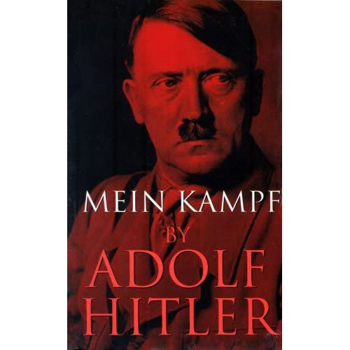Mein Kampf by Adolf Hitler Essay Sample