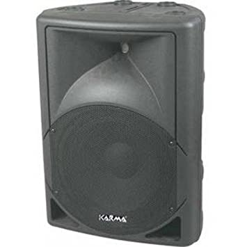 Karma BX6510A Enceinte pour MP3 & Ipod Noir