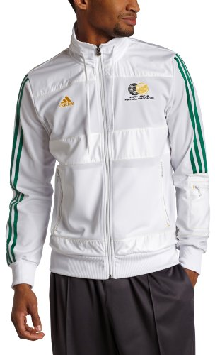 South Africa Track Top (White, Small)