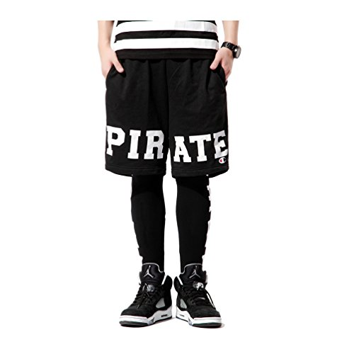 pizoff-unisex-hip-hop-cross-star-curve-sport-legging