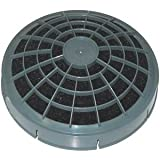 ProTeam 100030 Dome Filter, Super Coach Dome Air Filter Traps Dust (EA)
