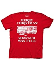 Christmas Vacation Shitter T Shirt Small
