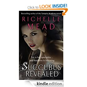 Succubus  Revealed (Georgina Kincaid 6)