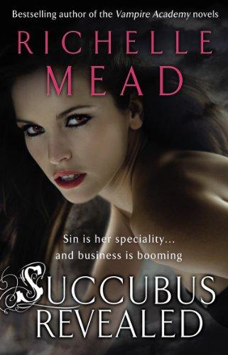 Succubus Revealed (Georgina Kincaid 6)