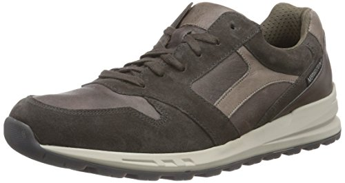 Mephisto TRAIL VELSPORT 3652/STEVE 2659/2665 DARK GREY, Low-Top Sneaker uomo, Grigio (Grau (VELSPORT 3652/STEVE 2659/2665)), 41,5