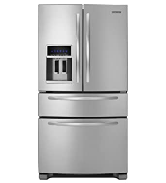 KitchenAid Architect Series II KFXS25RYMS 36 25.0 cu. ft. French Door Refrigerator