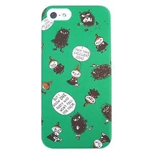 ムーミン iPhone5ケース ミイ&スティンキー/ハードタイプ