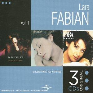 Lara Fabian - Coffret 3 CD : En toute intimité / Nue / Carpe Diem - Zortam Music