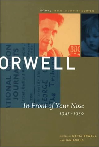 Image of Collected Essays of George Orwell