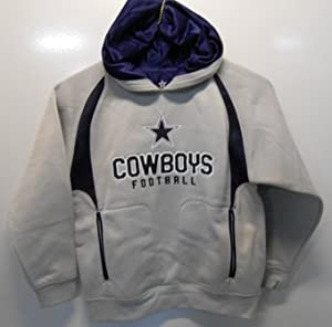 Dallas Cowboys Kids Pullover Hoodie (XL) by Cowboys Authentic Apparel