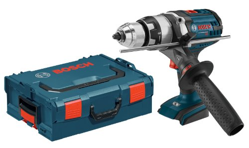 Bosch HDH181XBL 18-volt 1/2-Inch Brute Tough Hammer Drill/Driver Bare Tool with Active Response Technology (Bosch 20 V Drill compare prices)
