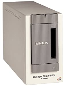 Minolta DiMAGE Scan Elite Scanner with Digital ICE and Adaptec SCSI Adapter