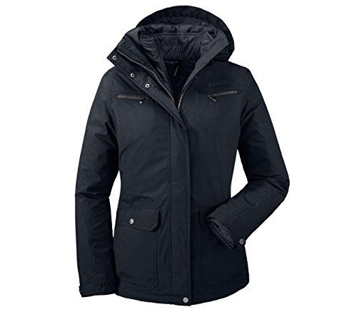 Schöffel – Carie Damen Doppeljacke (dunkelblau) – 36 jetzt kaufen