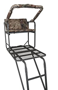 Summit Solo Pro Ladder Stand by Summit Treestands
