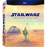Star Wars - L'int&eacute;grale de la saga - Coffret Collector 9 Blu-ray [Blu-ray