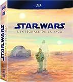 echange, troc Star Wars - L'intégrale de la saga - Coffret Collector 9 Blu-ray