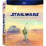Star Wars - L'int�grale de la saga - Coffret Collector 9 Blu-raypar Harrison Ford