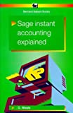 Sage Instant Accounting Explained (BP) D. Weale
