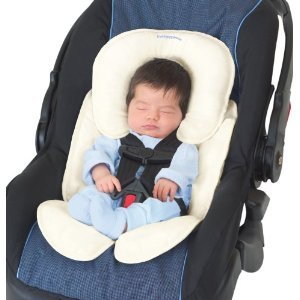INFANT CAR SEAT NECK SUPPORT - SEAT NECK SUPPORT