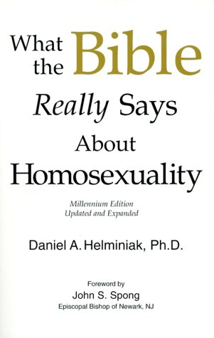 What the Bible Really Says About Homosexuality
