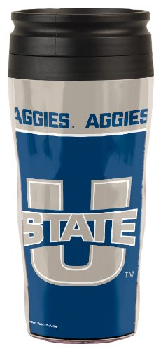 NCAA Utah State Aggies 16-Ounce Travel Mug at Amazon.com