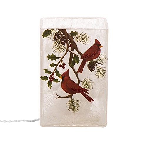 glitzhome-handcrafted-frosted-cardinal-rectangle-glass-hurricane-light