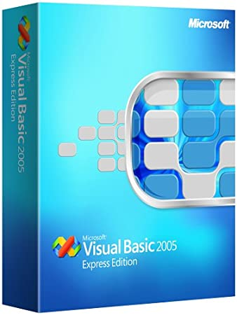 Microsoft Visual Basic 2005 Express Edition - Complete package - 1 user - CD - Win - English