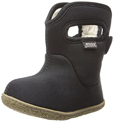 Amazon.com: Bogs Toddler Classic Solid Winter Snow Boot: Shoes
