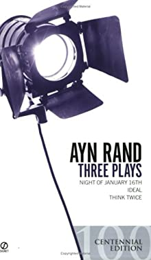 Three Plays -Ayn Rand