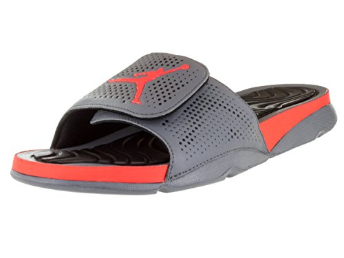 894f5be5345a42 Jordan Mens Hydro XII Retro Slide Sandals - Import It All