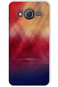 IndiaRangDe Hard Back Cover FOR Samsung Galaxy J5