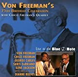 Live at the Blue Note: 75th Birthday Celebration