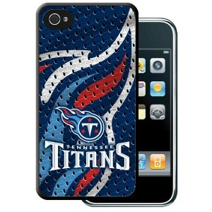 Tennessee Titans iPhone Case by Team ProMark