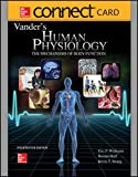 img - for Connect Access Card for Vander's Human Physiology book / textbook / text book
