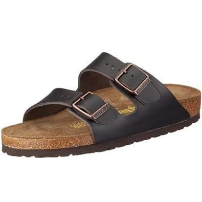 Birkenstock Arizona 551031, Chaussures  mixte adulte - Marron,  35 (normal) EU