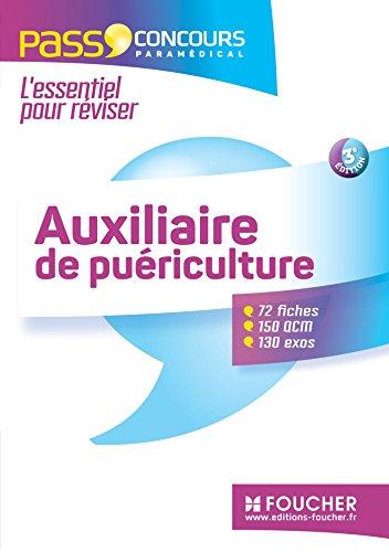 Pass'Concours - Auxiliaire de puériculture 3e édition