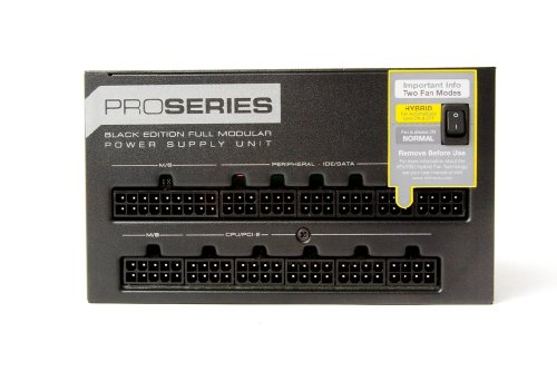Xfx pro 1250w black edition full modular power supply review.