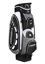 Forgan of St Andrews PRO ll Silver & White Cart Golf Bag [Misc.]