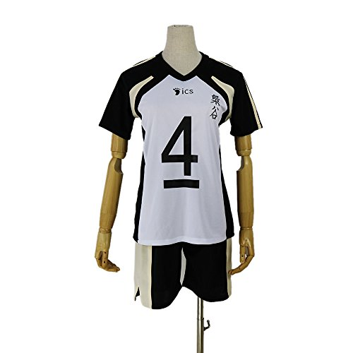 Cosplay Costumes Haikyuu!! Kotaro Bokuto Sports Suit Custom Made