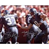 (16x20) Shaun Alexander and Matt Hasselbeck Seattle Seahawks Signed Photo Photograph at Amazon.com