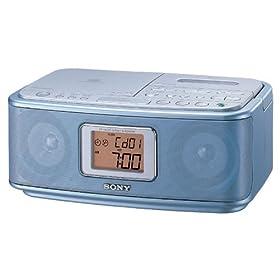 SONY CDラジカセ E501 ブルー CFD-E501/L