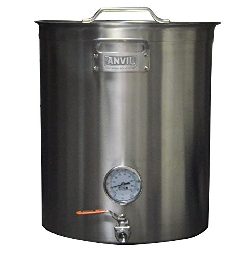 Anvil Brew Kettle, 15 gal (Brew Kettle 15 Gallon Stainless compare prices)