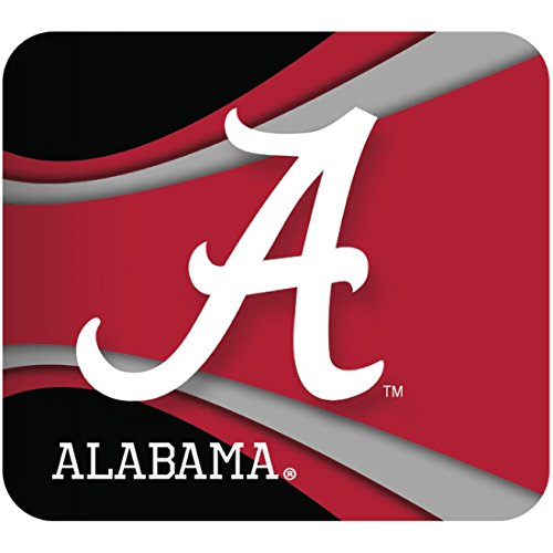 NCAA College Team Logo Vortex Sublimated Mouse Pad by Hunter (Alabama Crimson Tide) (Ohio State Mouse Pad compare prices)
