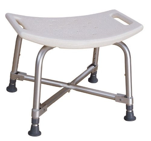 Essential Medical Supply Bath Bench without Back